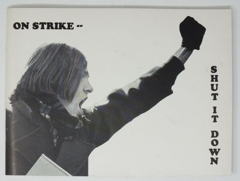 On Strike -- Shut it Down. Joel BRENNER, Richard FAVERTY.