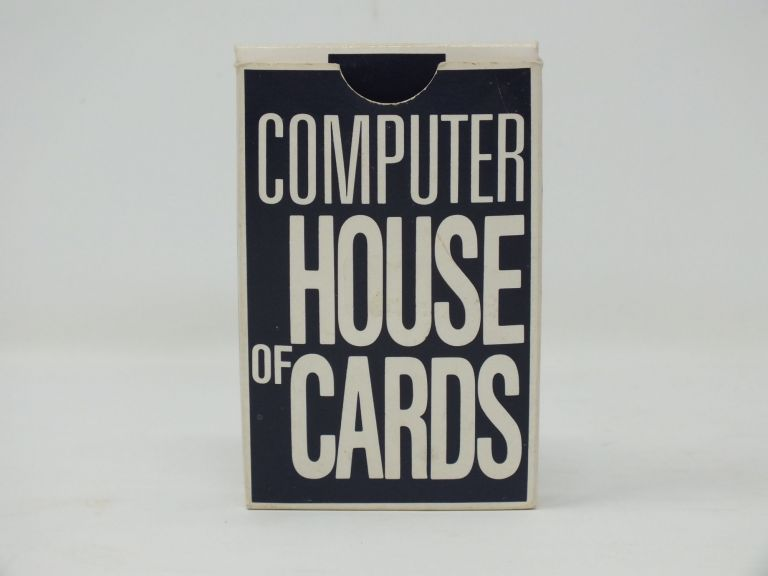 Computer House of Cards. Charles EAMES.