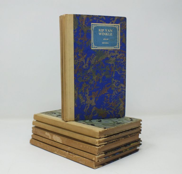 Set of Decorative Publisher's Bindings.