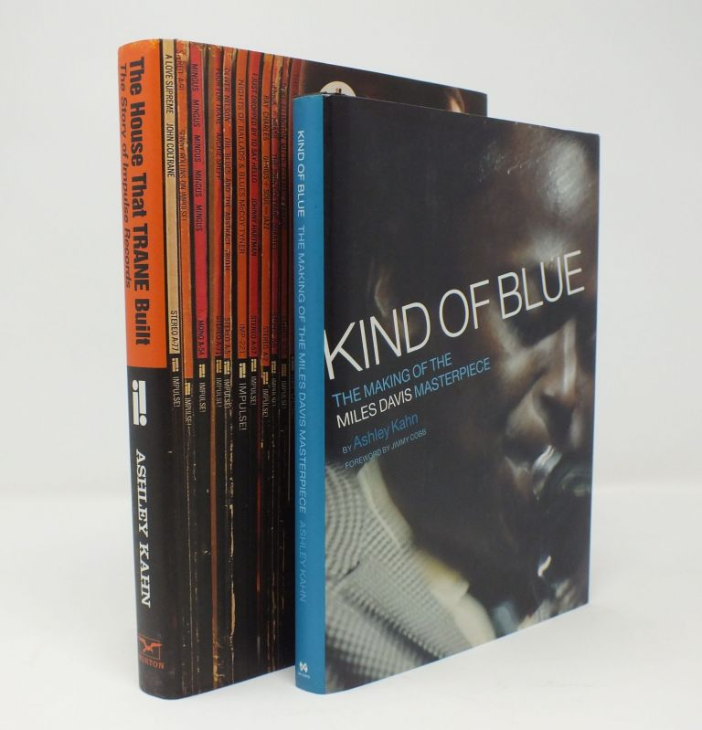 Jazz History Set; Kind of Blue: The Making of the Miles Davis Masterpiece; The House That Trane Built. Ashley KAHN.