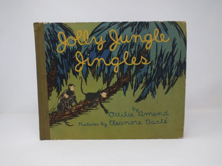 Jolly Jungle Jingles. Ottilie AMEND, Eleanor BARTÉ.