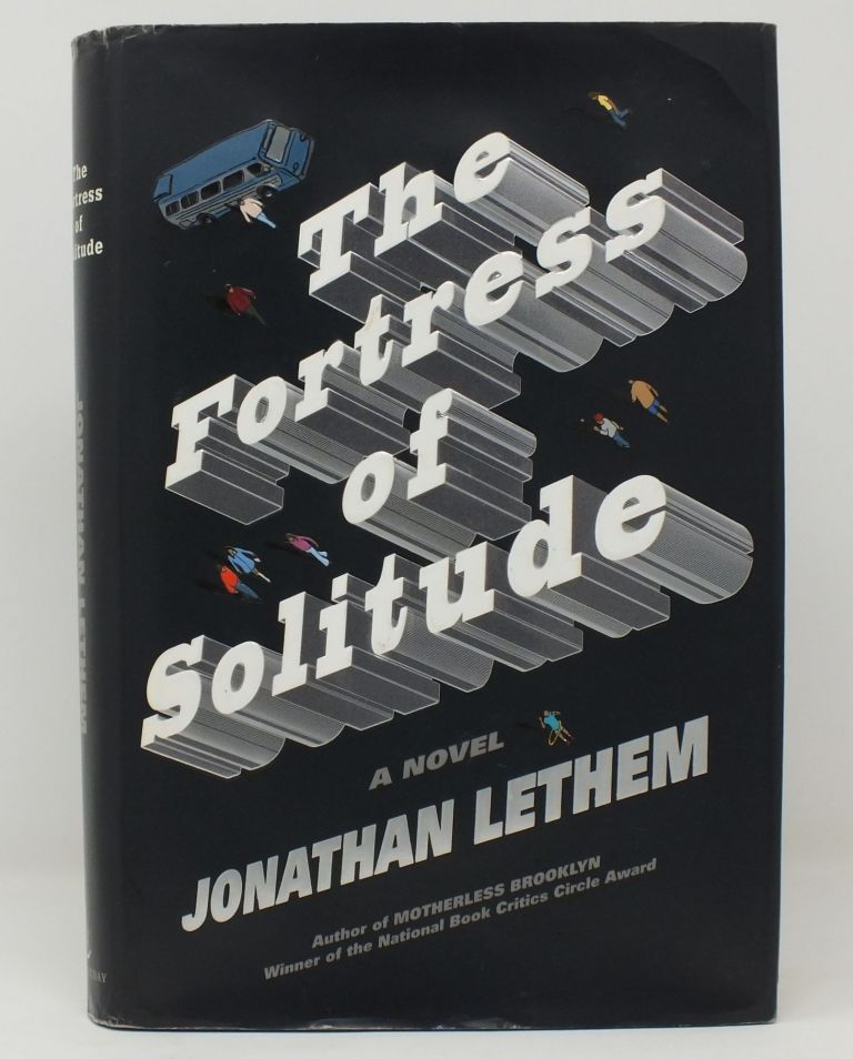 Fortress of Solitude. Jonathan LETHEM.