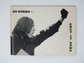 On Strike -- Shut it Down. Joel BRENNER