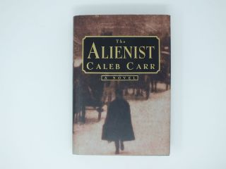 The Alienist. Caleb CARR.