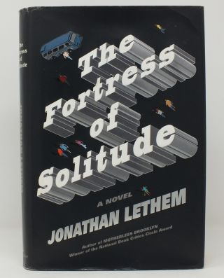 Fortress of Solitude. Jonathan LETHEM
