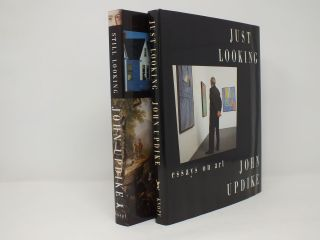 Just Looking; Still Looking; Essays on Art. John UPDIKE