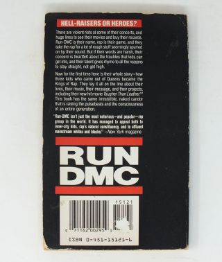 Tougher Than Leather: The Rise of Run-DMC; Their Whole Uncensored Story!